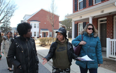 Wilmington residents starting to decide if they want to move back into a reimagined Riverside