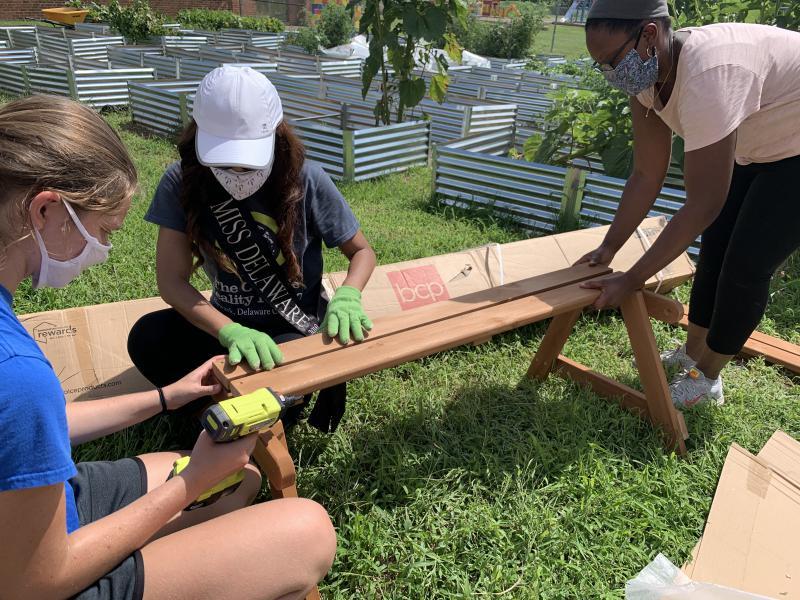 Urban Garden Initiative finds fertile ground in effort to attack food deserts